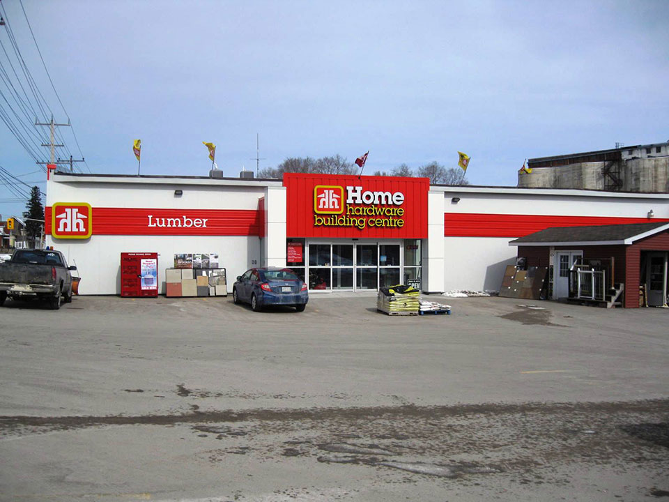 Midland home hardware building centre for Midland home builders