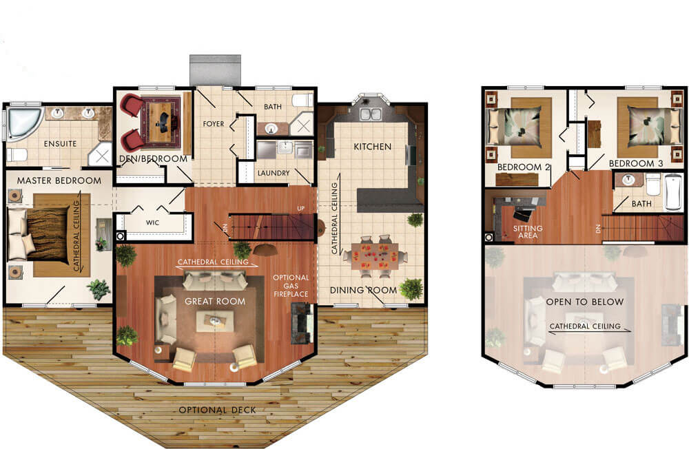 Taylor Creek III Floor Plan