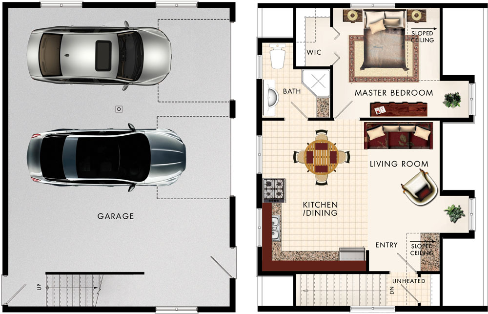 Wyngate Floor Plan
