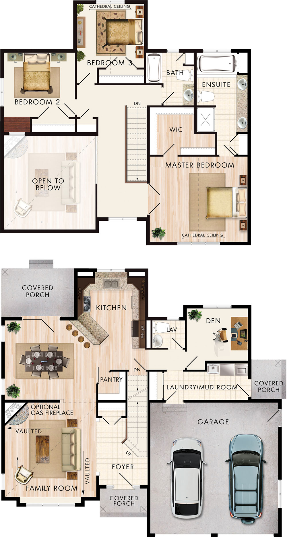 Cranbrook Floor Plan