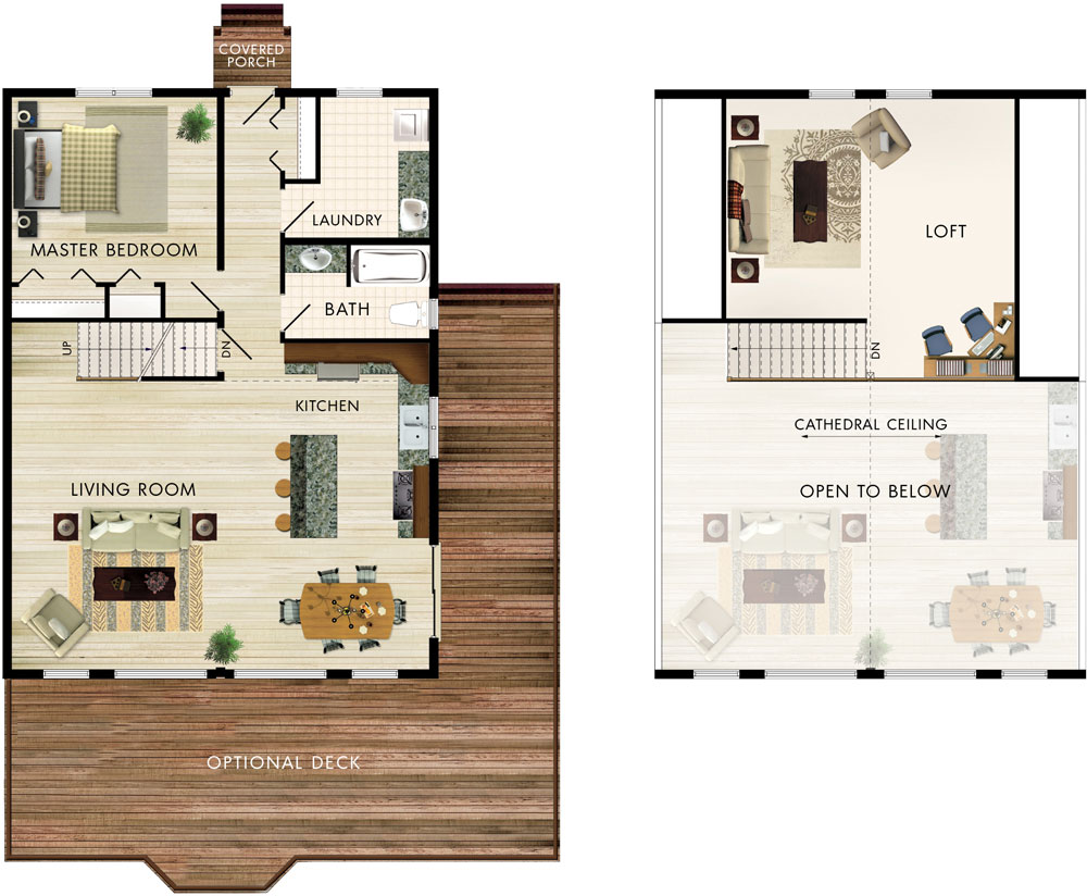 Thompson Floor Plan