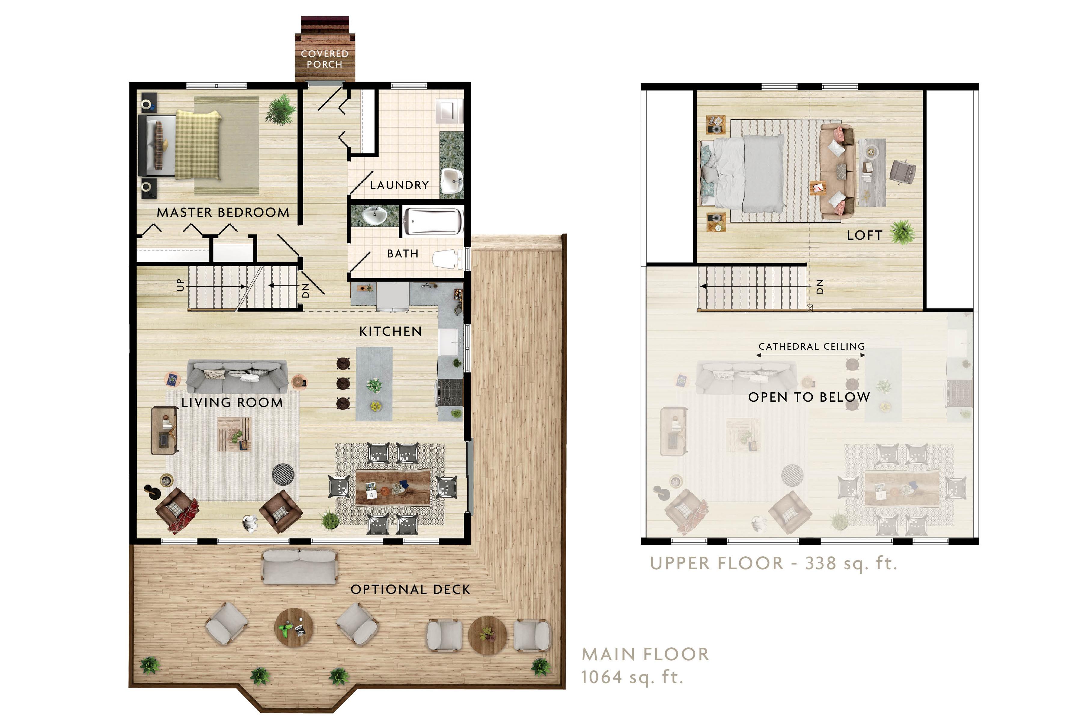 Thompson Floor Plan