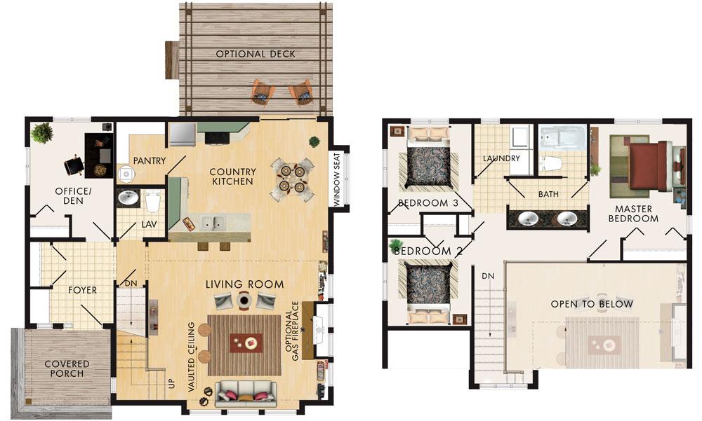 Bolero Floor Plan