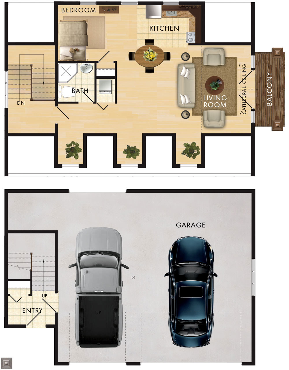 Langford Floor Plan