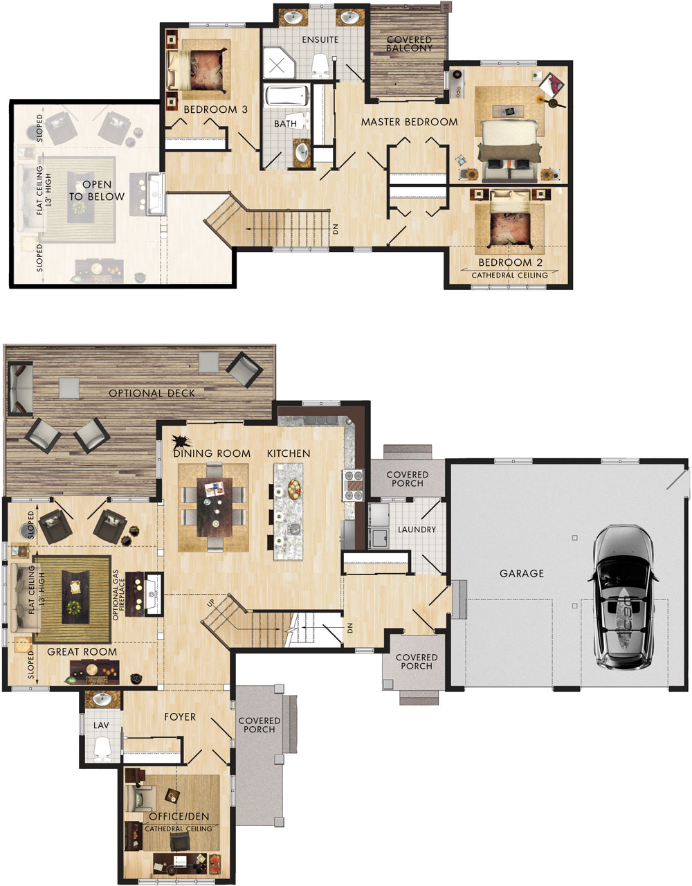 Home hardware prescott floor plan for Home hardware home designs