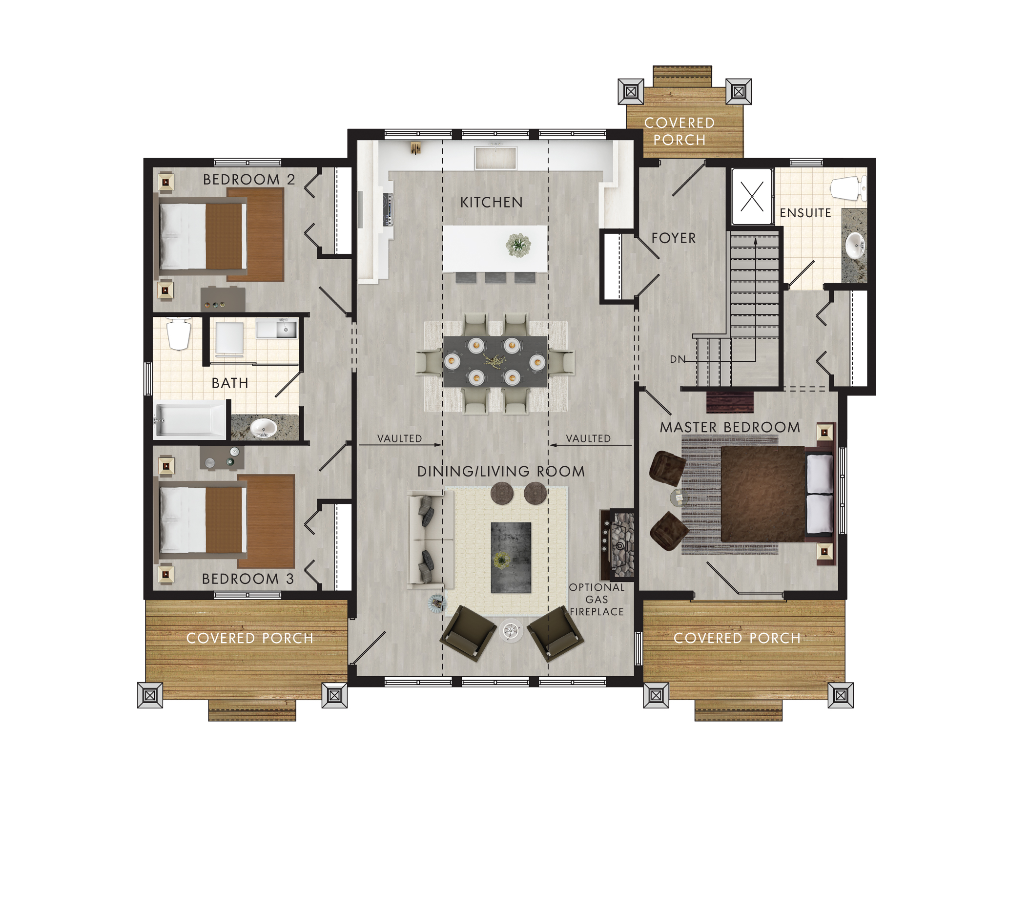 Beaver Homes and Cottages Dorset III – Beaver Homes Floor Plans