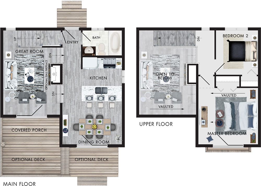 Beaver homes and cottages oasis for Home hardware floor plans