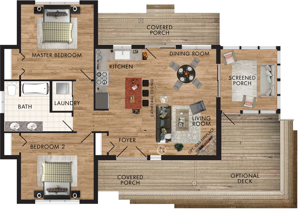 Twillingate Floor Plan