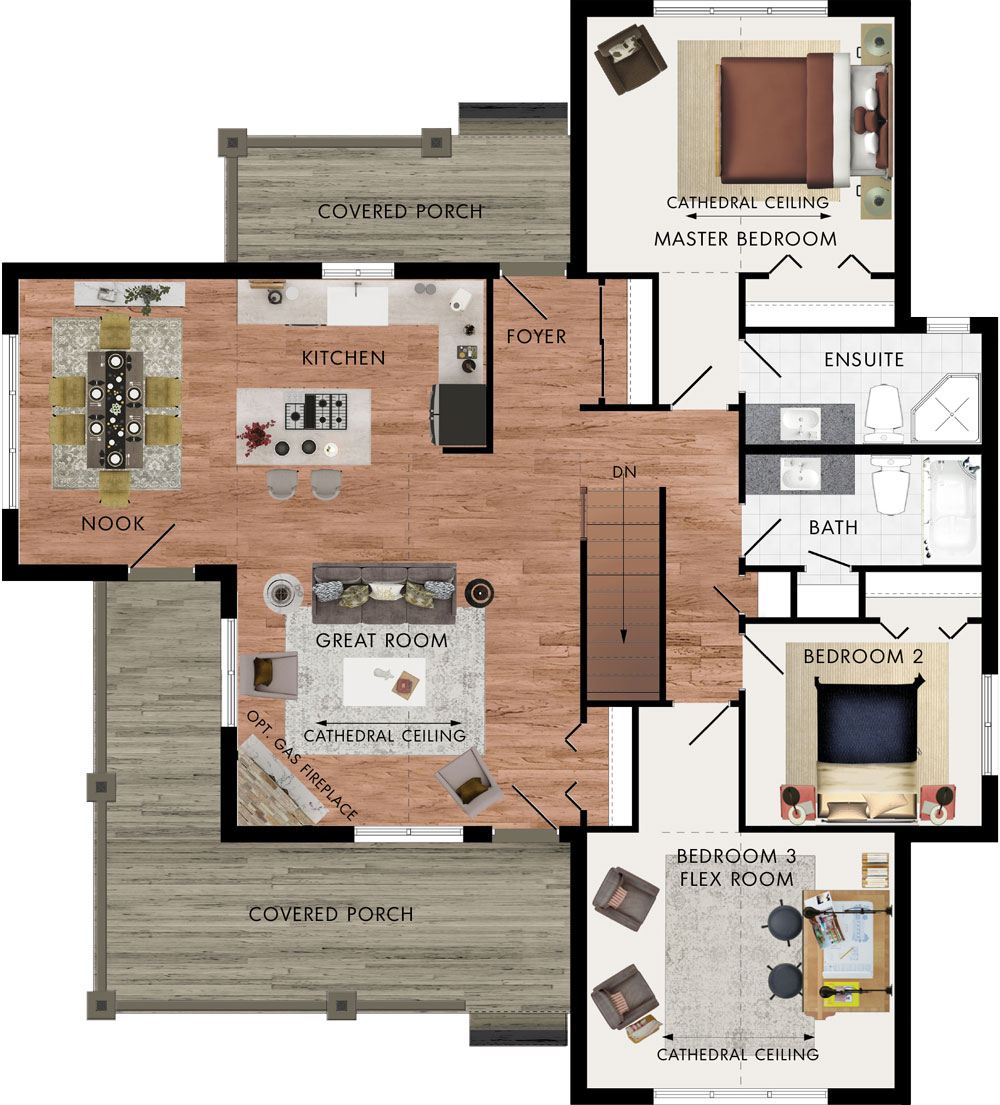 Everton Floor Plan