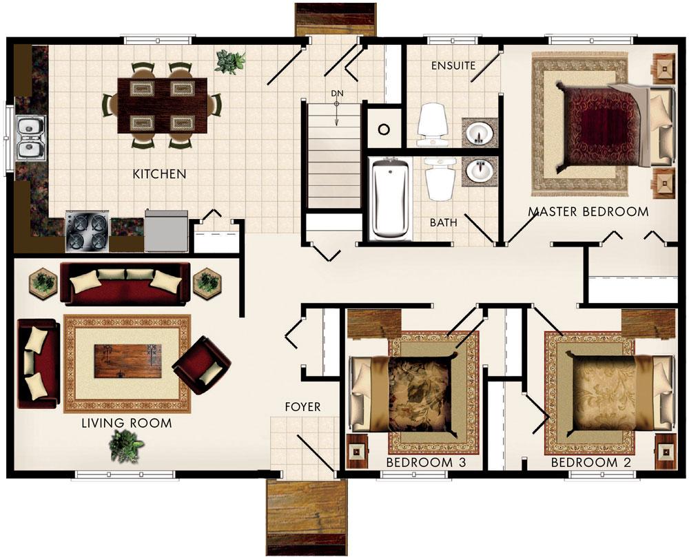 Futura III Floor Plan
