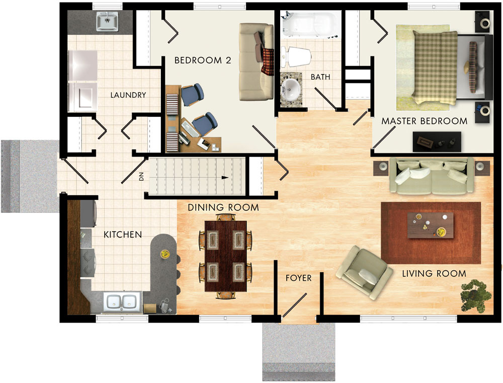 Lakewood I Floor Plan