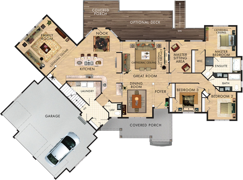 Home Hardware Floor Plans Part - 17: Beaver Homes And Cottages