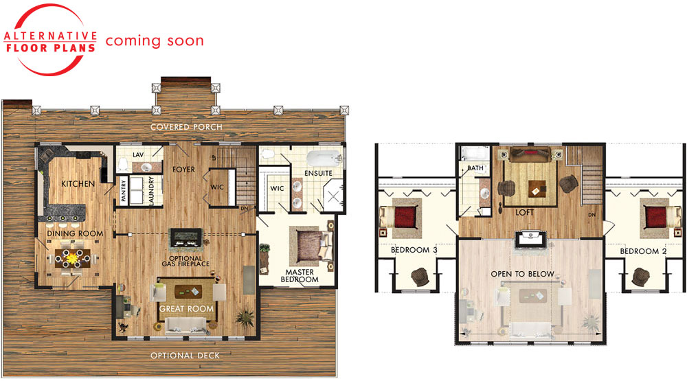 Copper Creek II Floor Plan