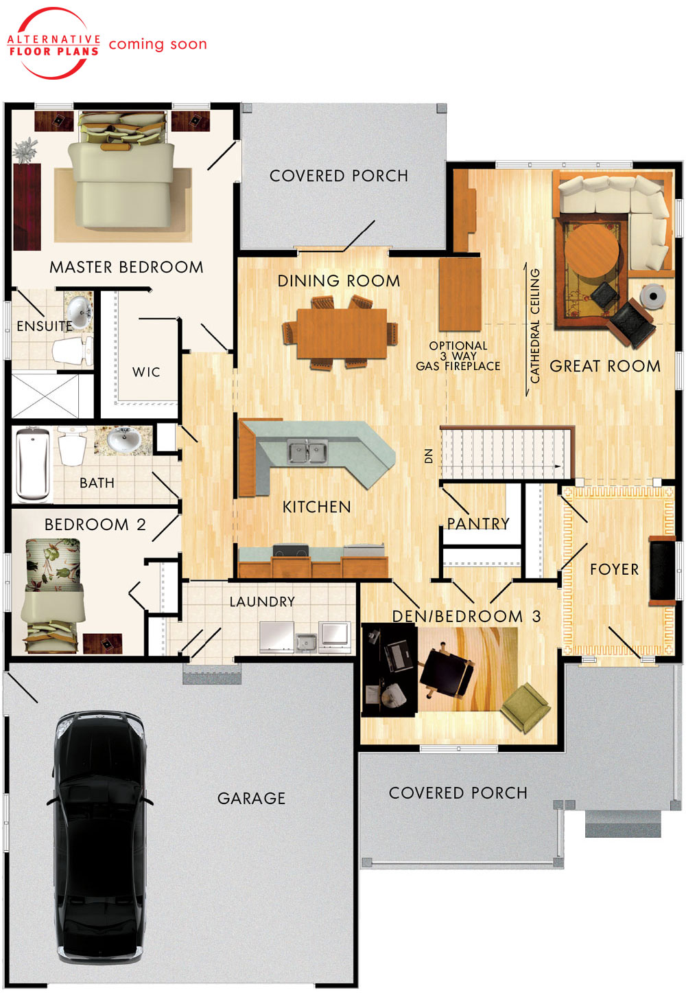 Beaver homes and cottages birchlane for Home hardware floor plans
