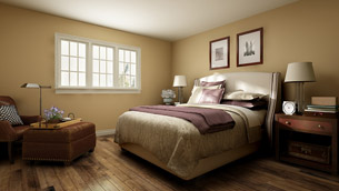 Master Bedroom Virtual Tour