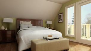 Master Bedroom Virtual Tour