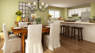 Dining Room Virtual Tour