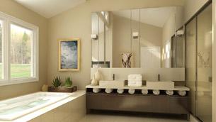 Bath Room Virtual Tour