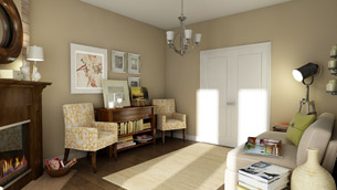 Sitting Room Virtual Tour