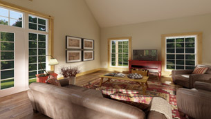 Great Room Virtual Tour