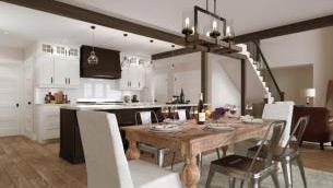 Dining Room Virtual Tour