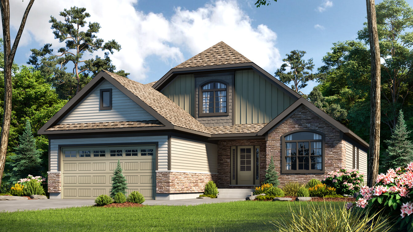 Beaver Homes and Cottages - Timber Frame Homes