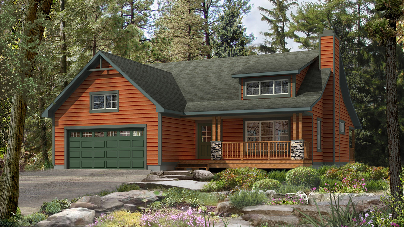 Beaver homes and cottages mapleton for Mapleton homes