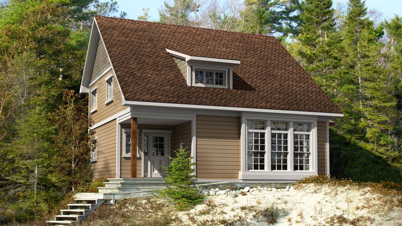 Beaver homes and cottages bolero for Beaver home designs