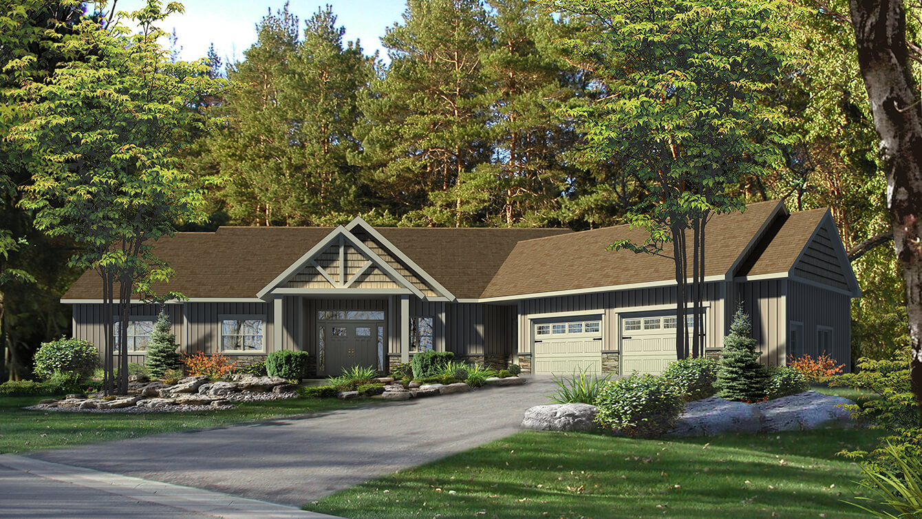 Beaver Homes and Cottages Eddystone – Beaver Homes Floor Plans