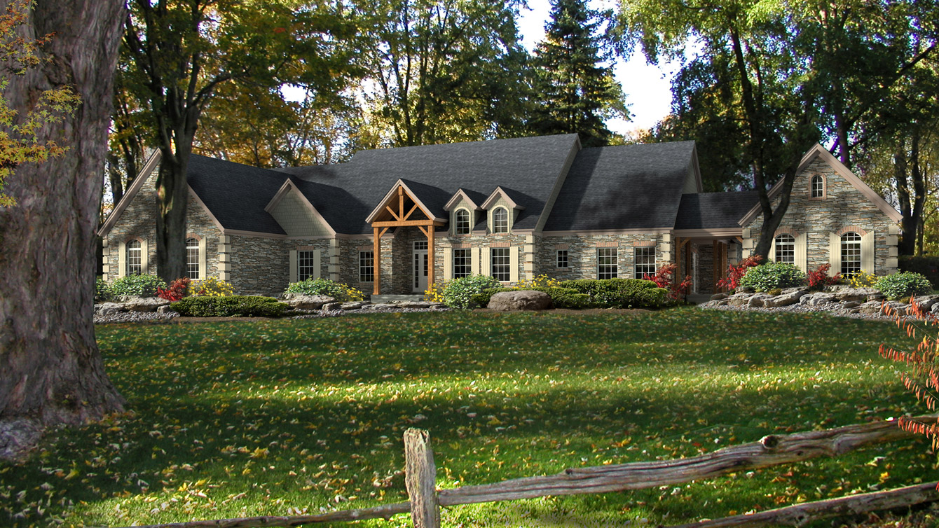 Beaver homes and cottages friarsgate for Beaver home designs