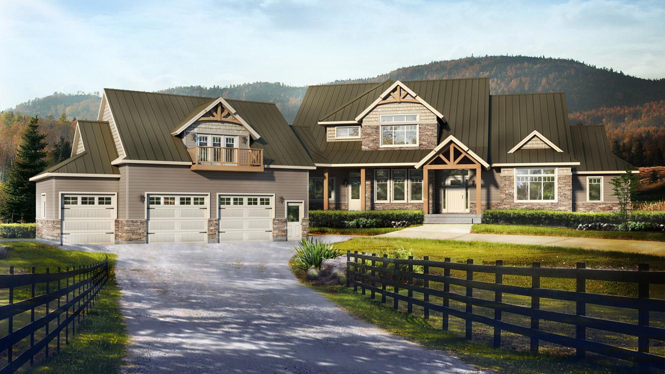 Leave it to beaver house floor plan for Beaver home designs
